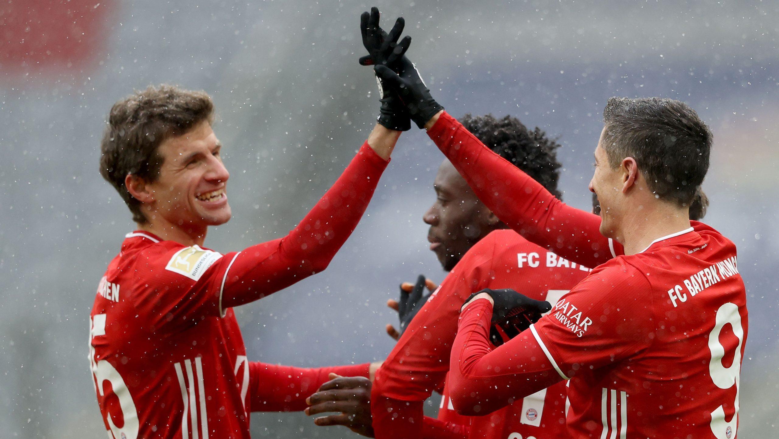 Alle Tore vom 16. Spieltag - die Video-Highlights