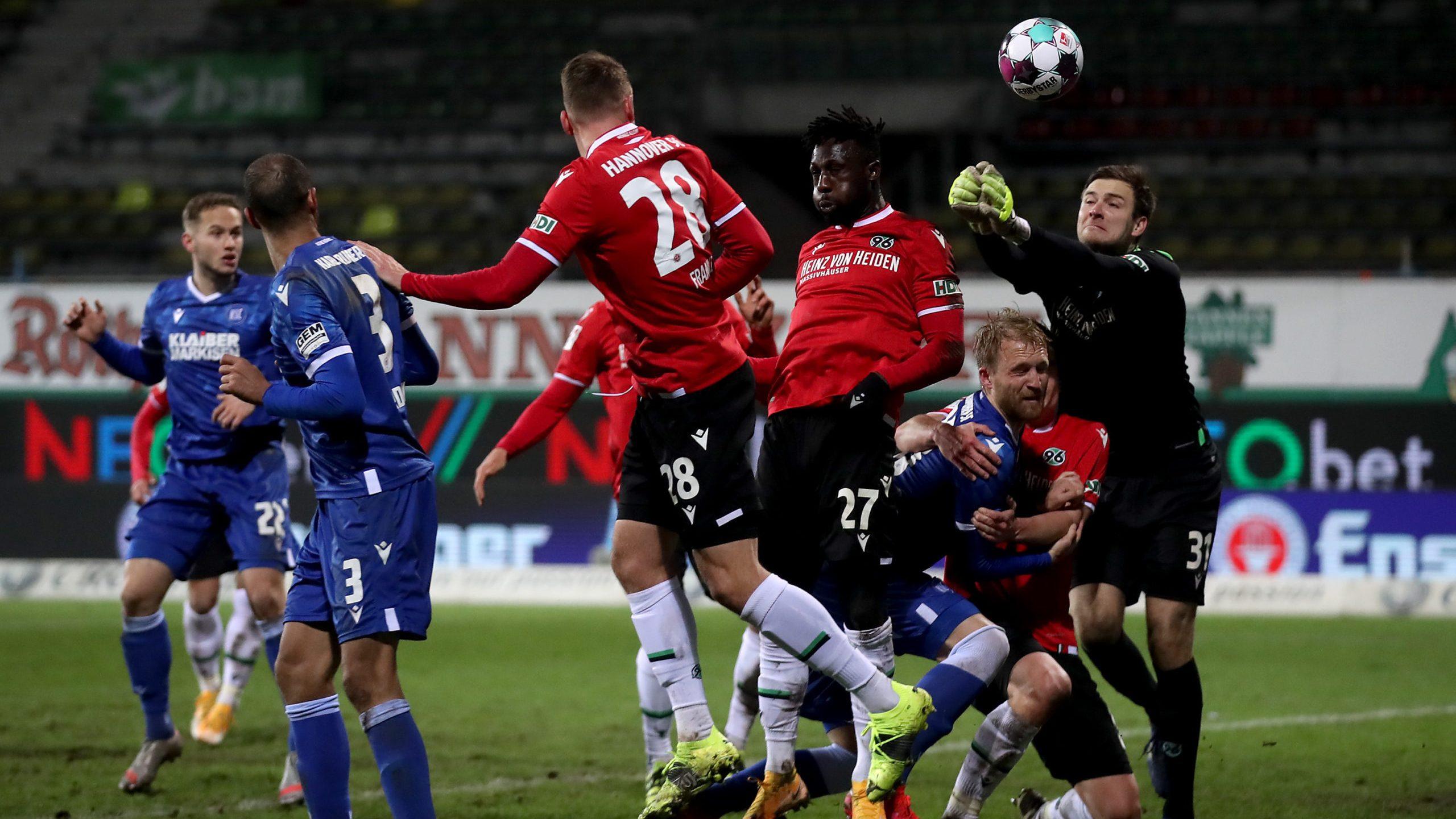 2. Bundesliga Hannover