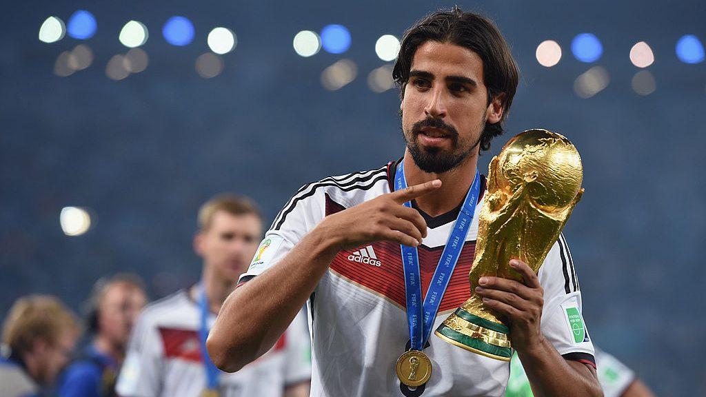 Bundesliga | Sami Khedira: 10 things on Hertha Berlin's FIFA World Cup  winner