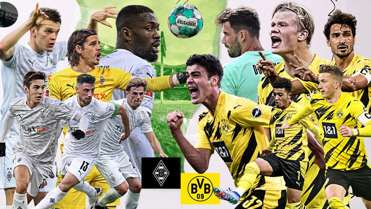 Borussia Mgladbach vs Borussia Dortmund: Prediction, Lineups, Team News, Betting Tips & Match Previews