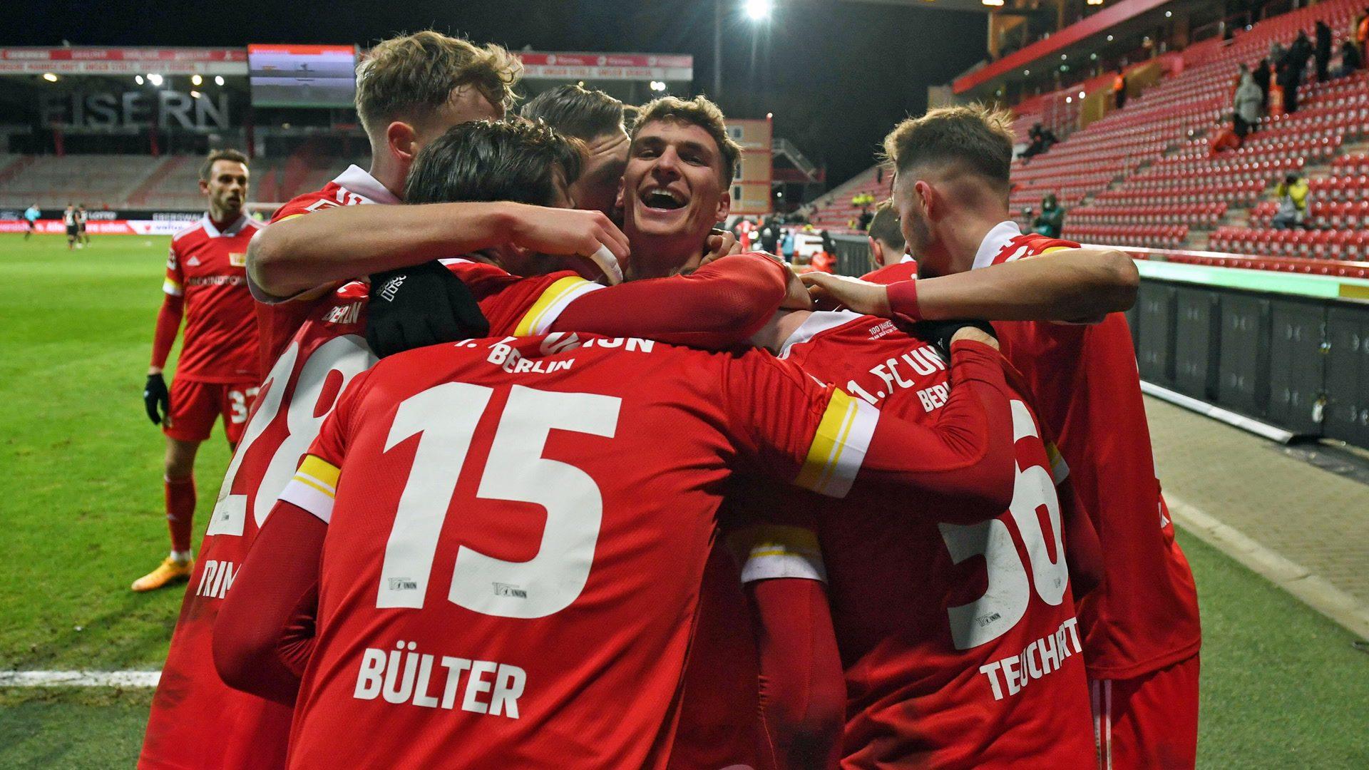 Union leave it late to beat Leverkusen