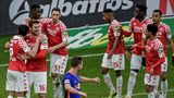 Adams hits first top-flight goal but Mainz stun Leipzig
