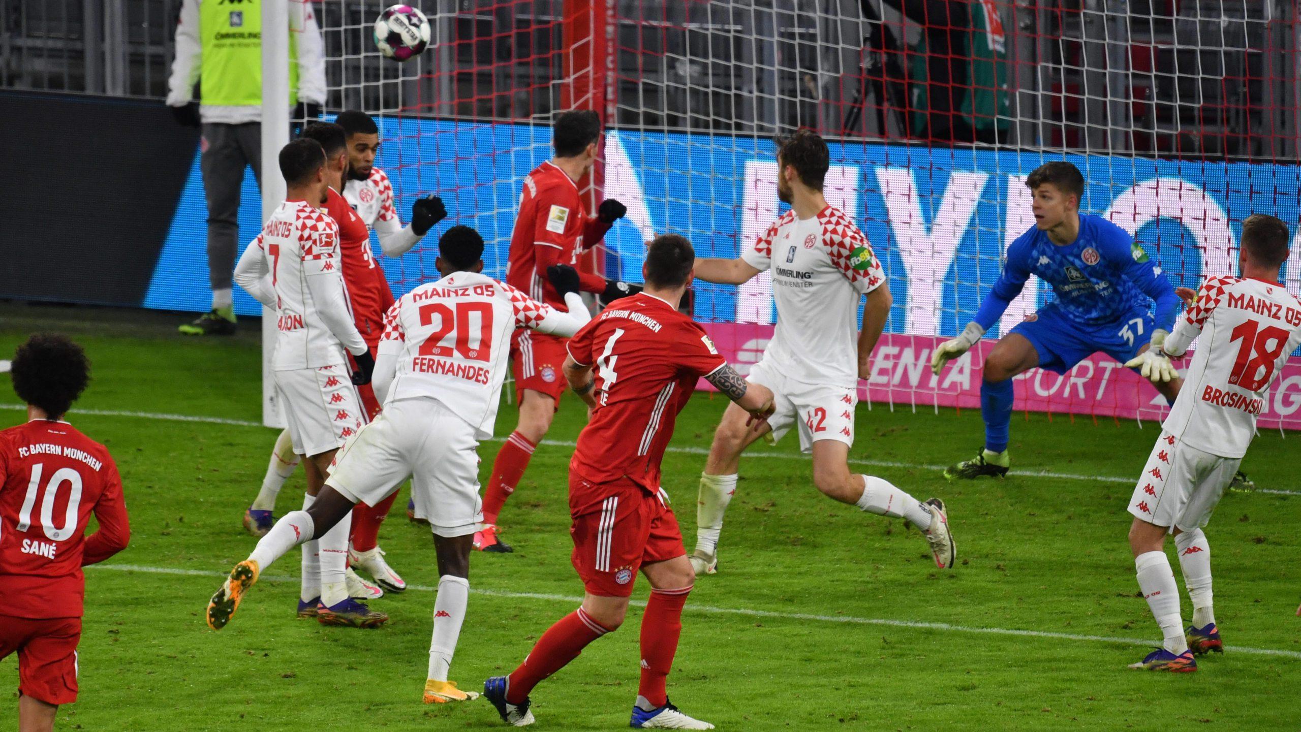 Bundesliga Spieltag Highlights
