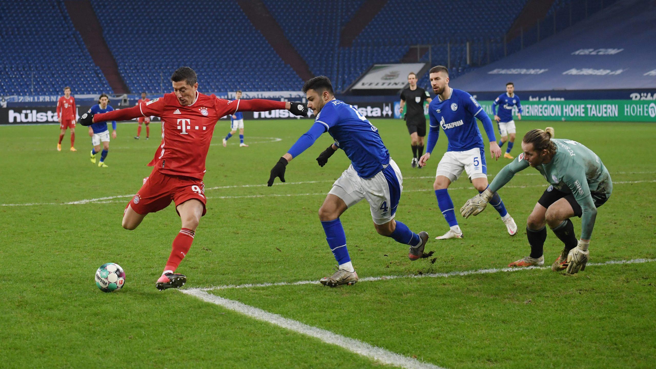 Nächster Rekord für Weltfußballer Lewandowski