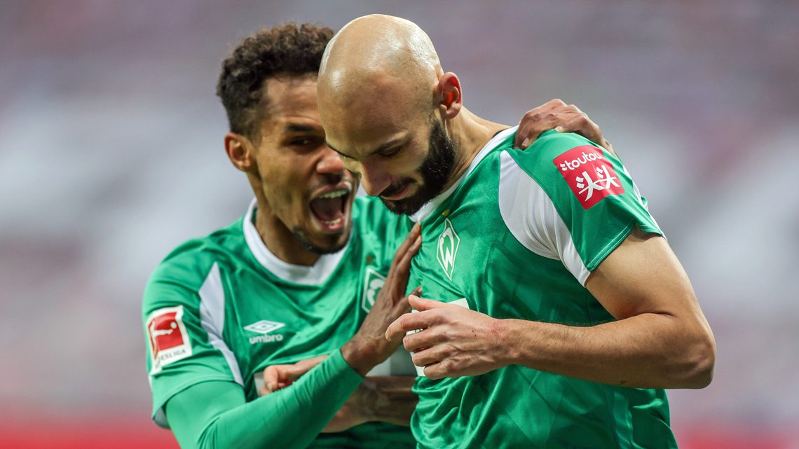 Bundesliga | Ömer Toprak scores against former side Bayer Leverkusen to  earn a point for Werder Bremen