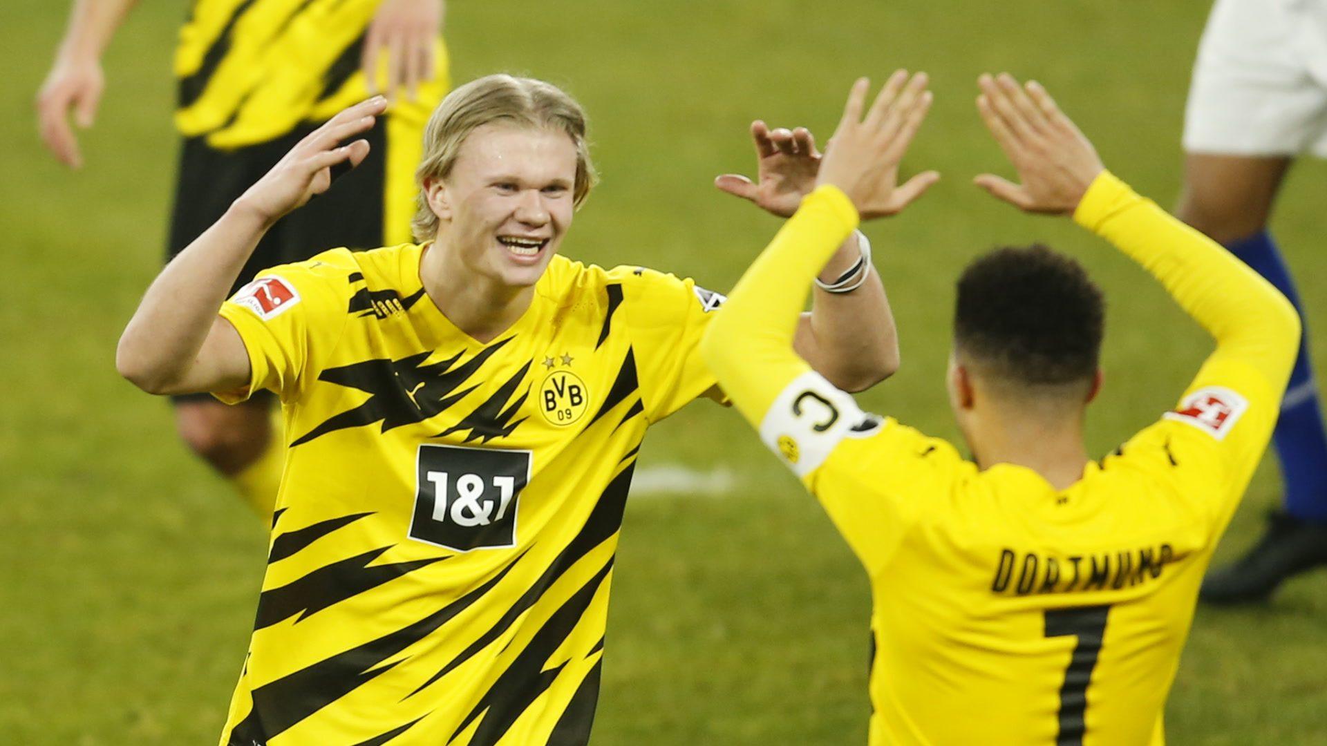 BVB mit Sancho und Haaland wieder in der Erfolgsspur