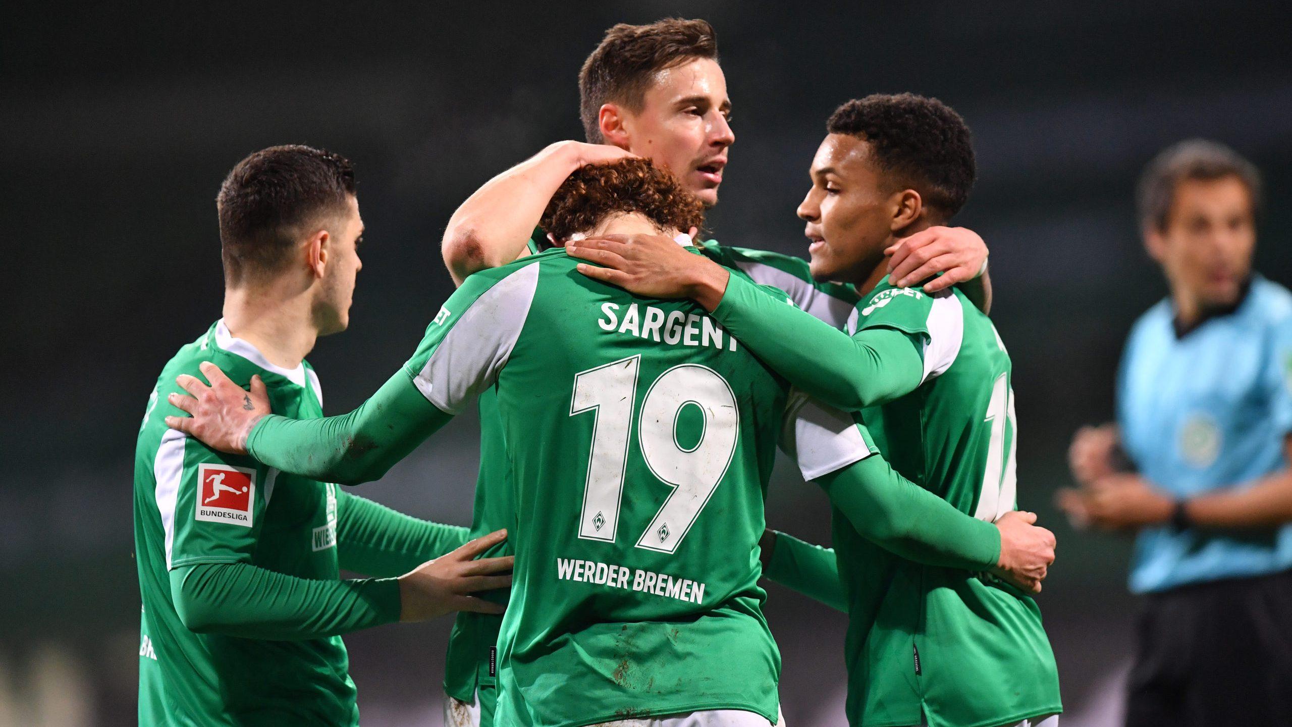 2:1! Werder dreht die Partie gegen Frankfurt
