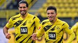 Sancho on target as Dortmund overpower Bielefeld