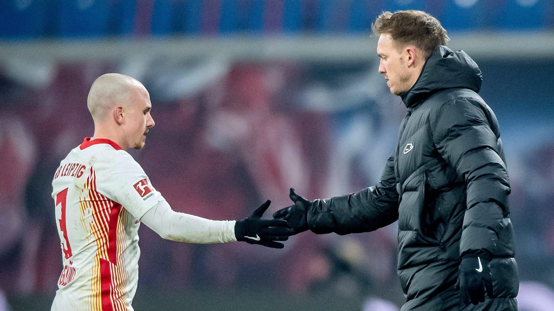"Bundesliga | Angelino: ""I hope I will work with Julian Nagelsmann for a long time"""