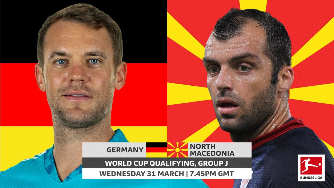 Germany vs North Macedonia: Prediction, Lineups, Team News, Betting Tips & Match Previews