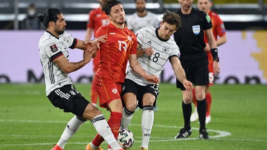 Germany vs. North Macedonia: FIFA World Cup qualifying as it happened