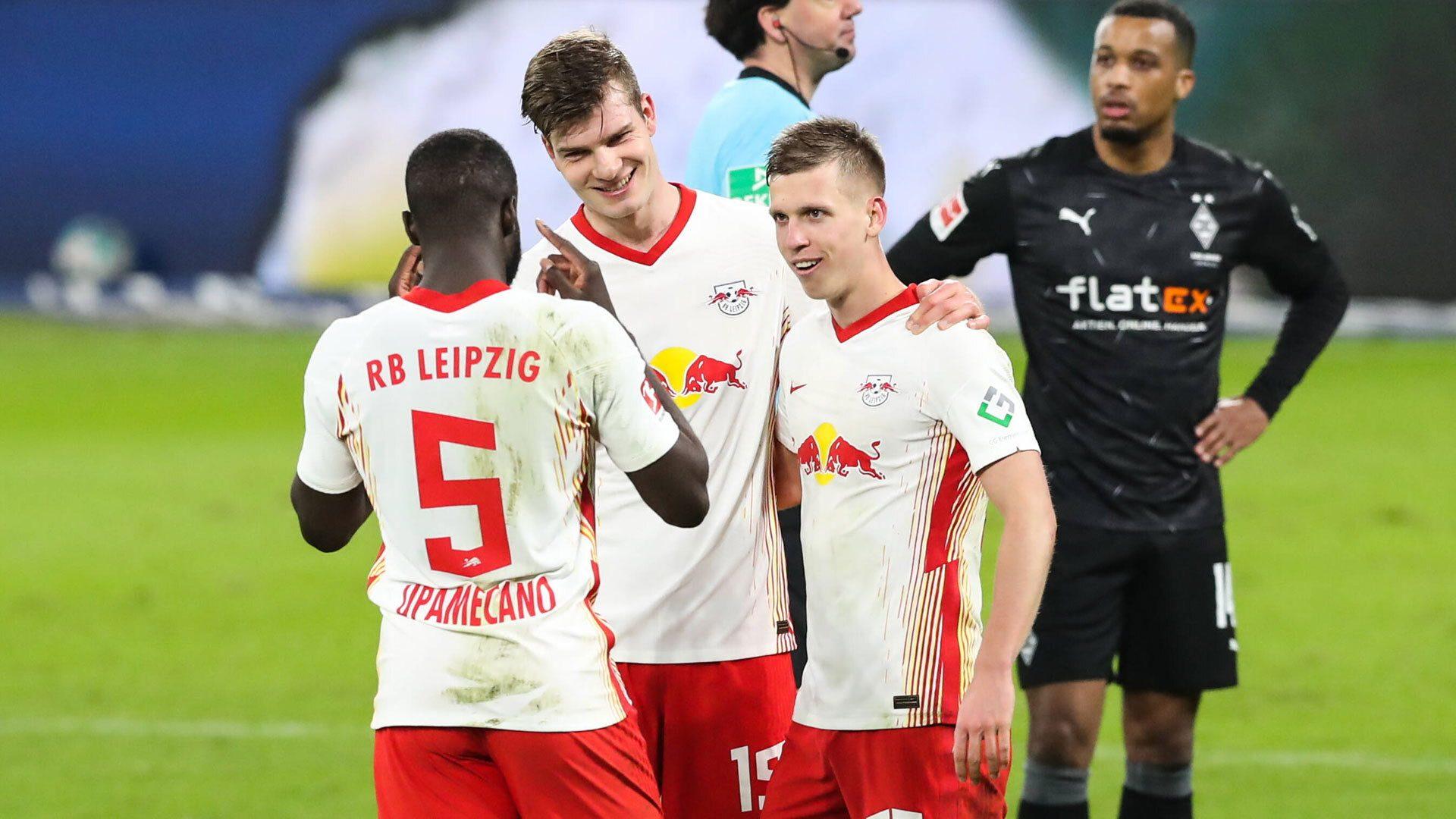 RB Leipzig - der lachende Dritte am 24. Spieltag?