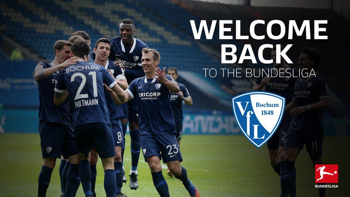 Bundesliga | VfL Bochum: Welcome back to the Bundesliga!