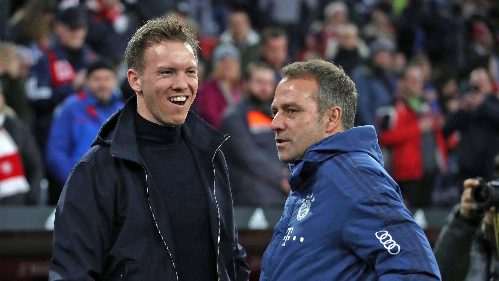 Bundesliga | Bayern Munich name RB Leipzig's Julian Nagelsmann as Hansi Flick's successor