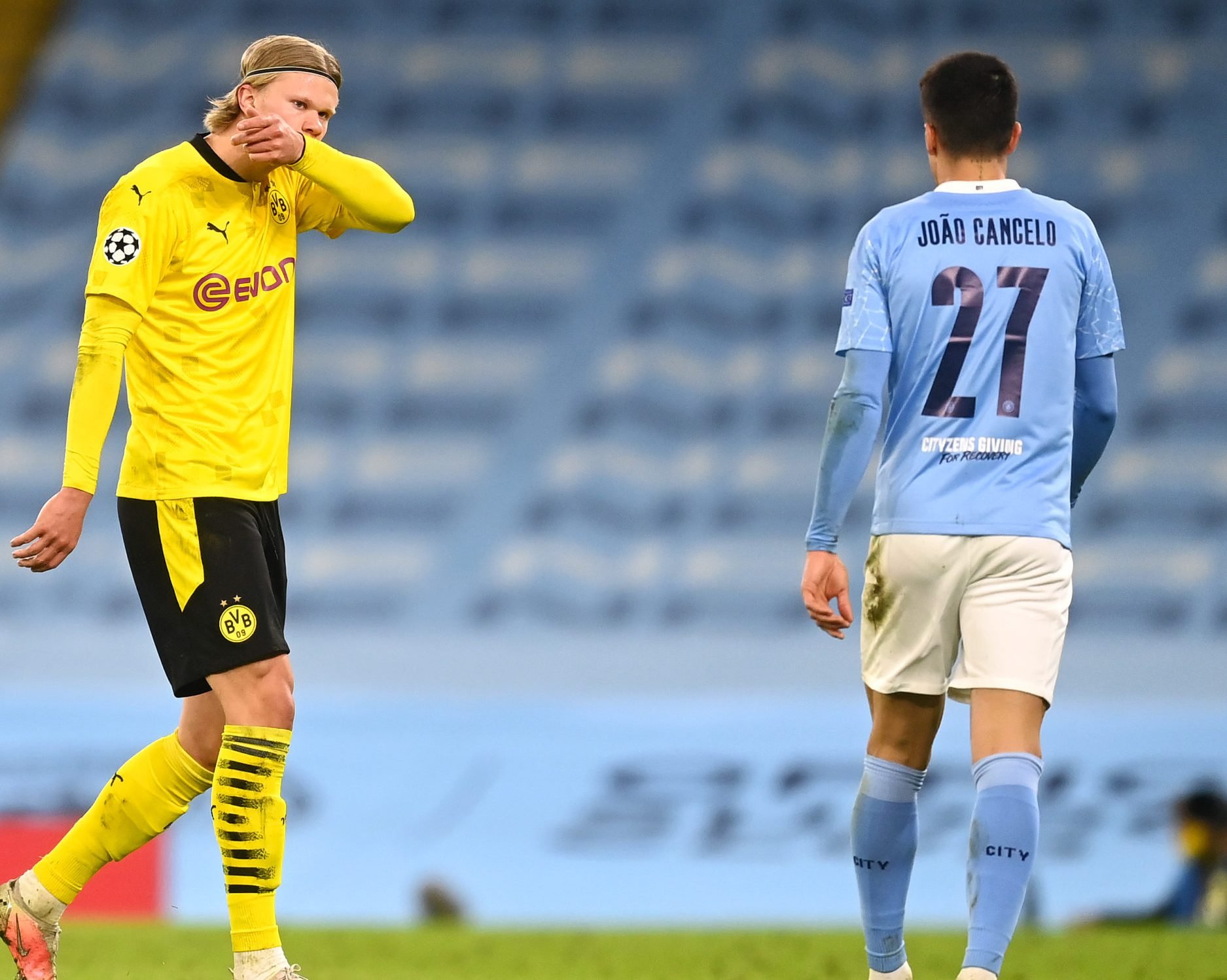 Bundesliga | Borussia Dortmund slip to narrow defeat away to Manchester City