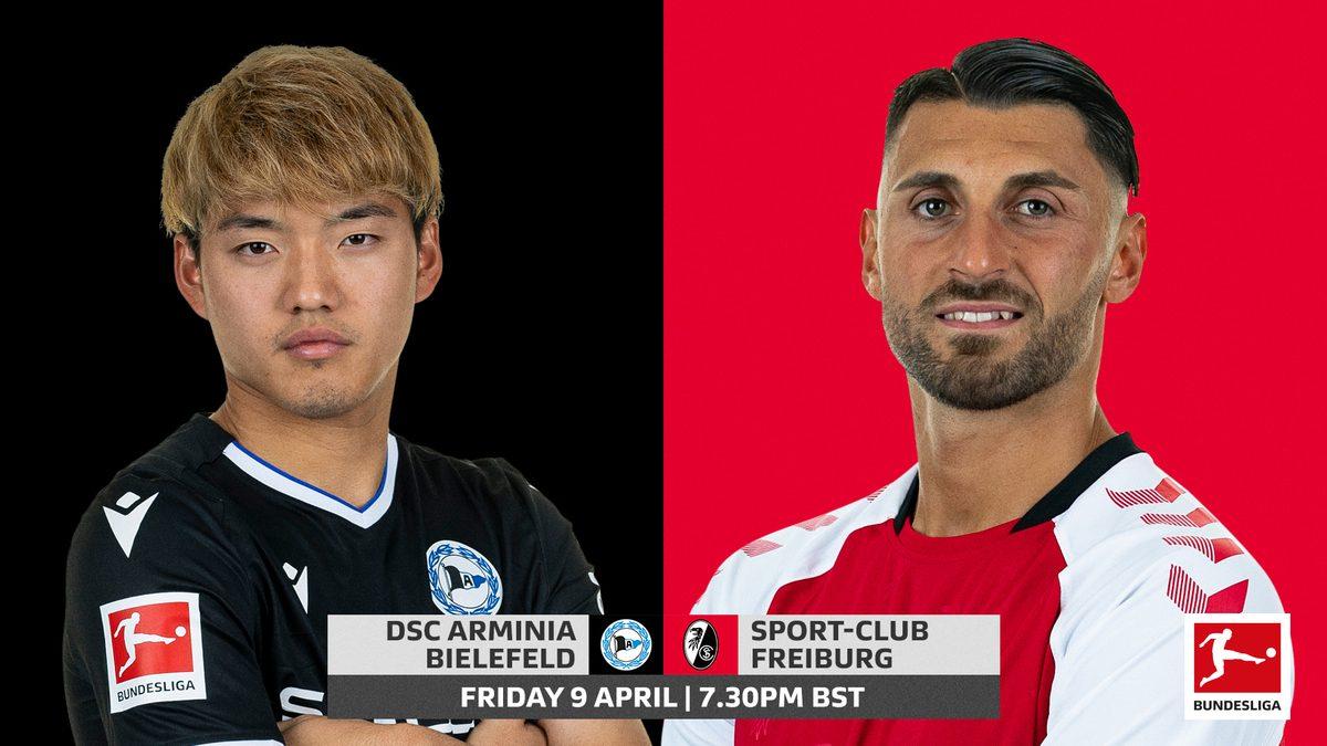 Arminia Bielefeld vs Freiburg: Prediction, Lineups, Team News, Betting Tips & Match Previews