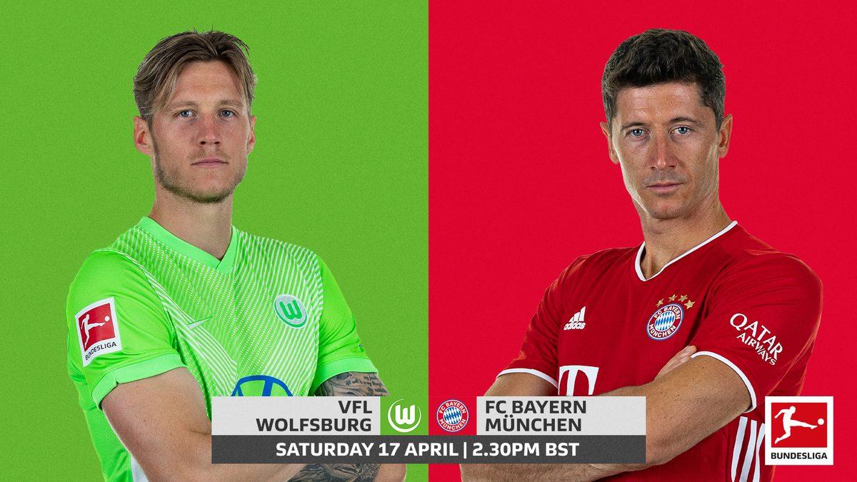 Wolfsburg vs Bayern Munchen: Prediction, Lineups, Team News, Betting Tips & Match Previews