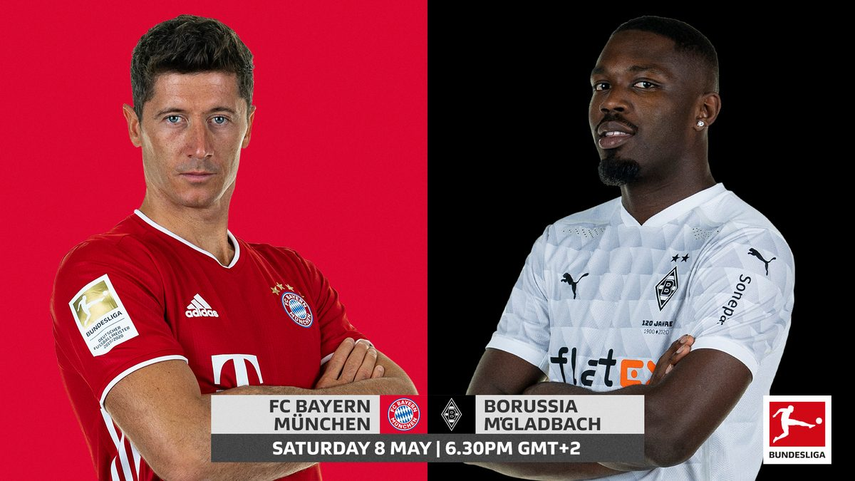 Bundesliga | Bayern Munich vs. Borussia Mönchengladbach: probable line-ups, match stats and LIVE blog!