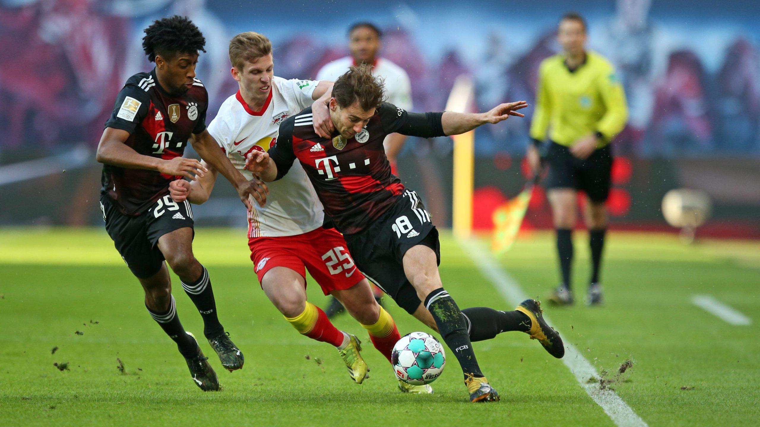 Bayern gegen Leipzig: Wird's nochmal eng im Titelkampf?