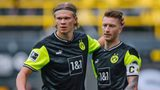 Haaland reaches 50 Dortmund goals against Bremen