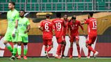 Jamal Musiala's historic brace edges Bayern closer to glory