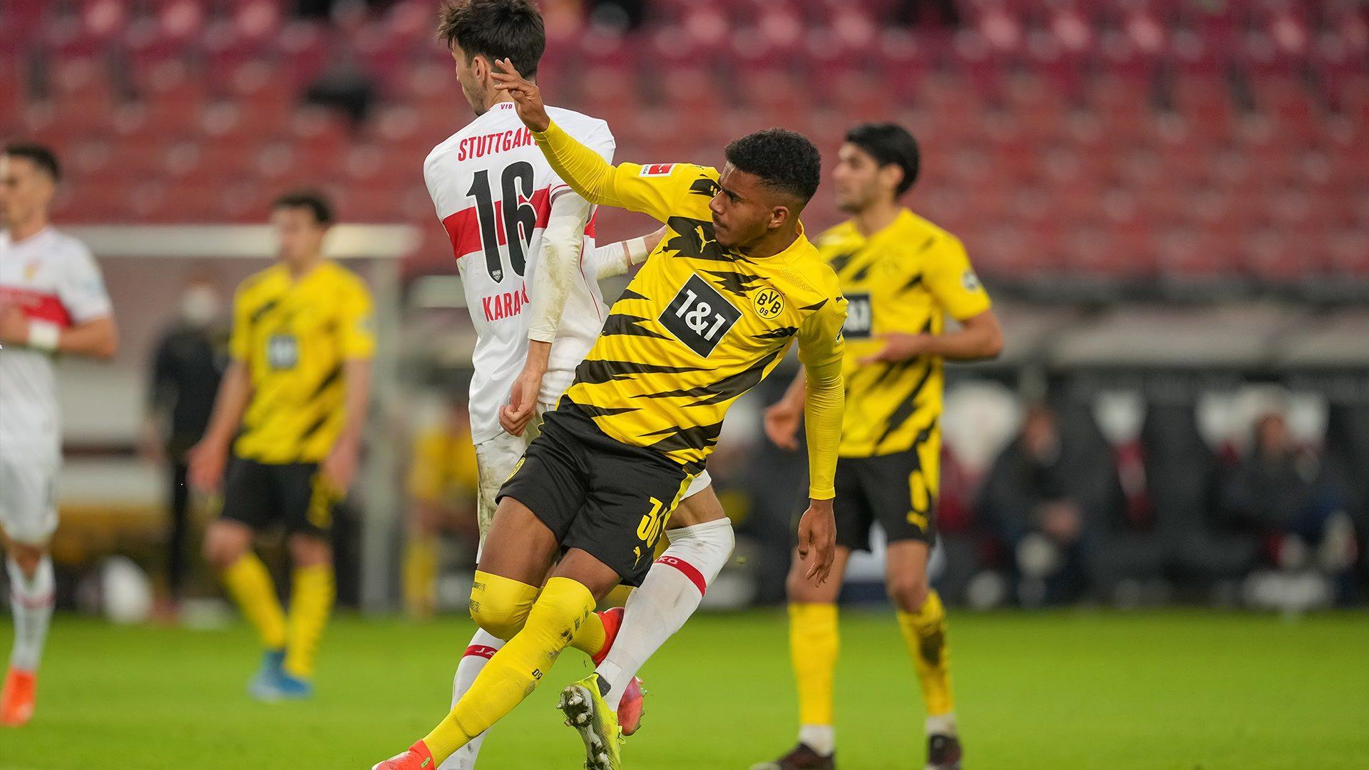Dank Joker Knauff: Dortmund bezwingt Stuttgart