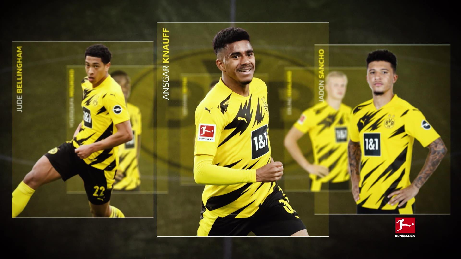 Dortmund produziert die Stars von morgen