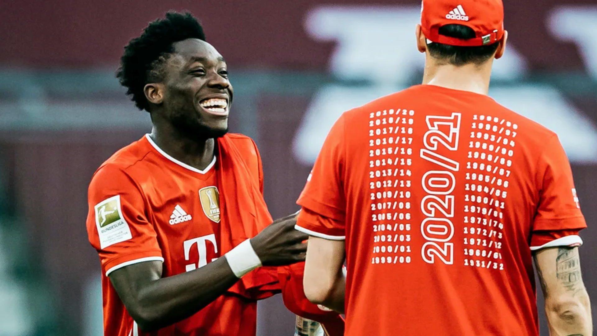 Davies: A landmark season at Bayern