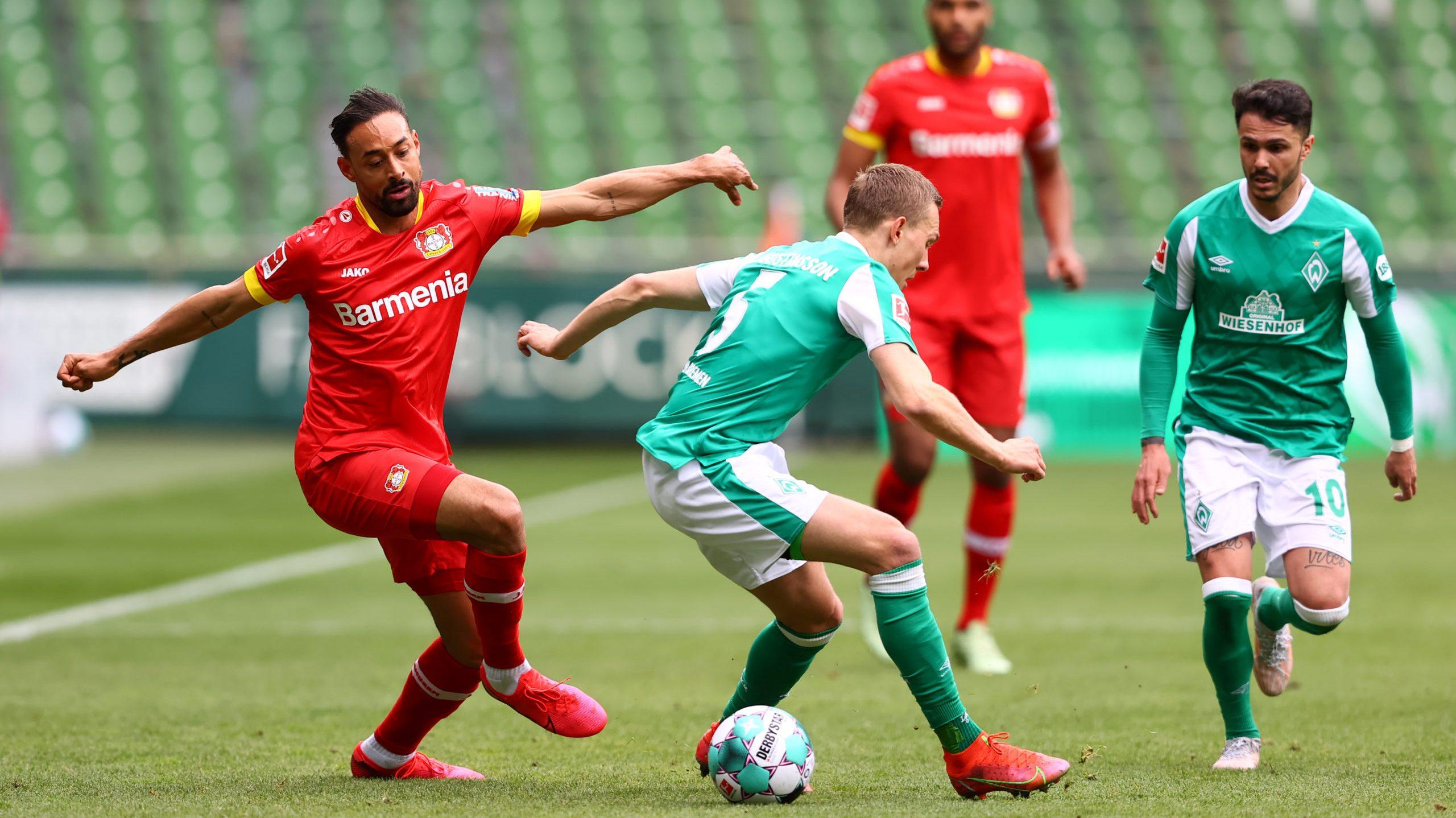 Bremen holt beim 0:0 gegen Leverkusen wichtigen Punkt