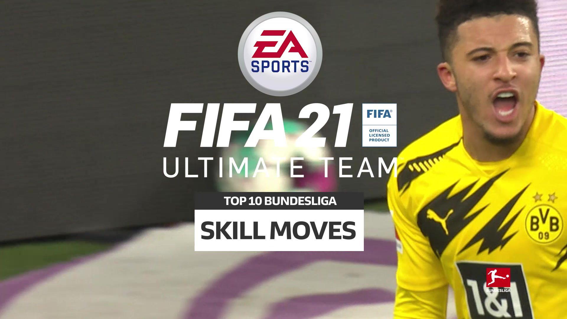 FIFA 21: Die Top-10-Spieler aus der Bundesliga