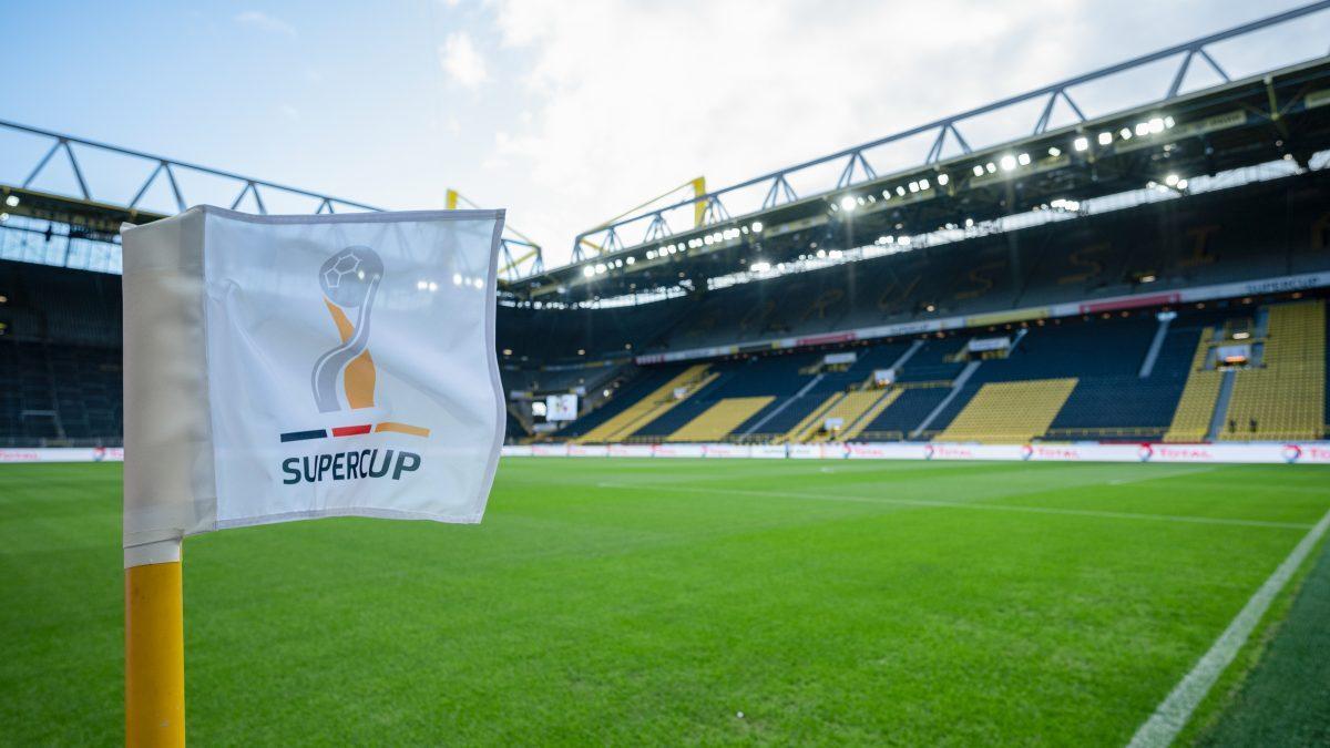 Bayern Dortmund Supercup
