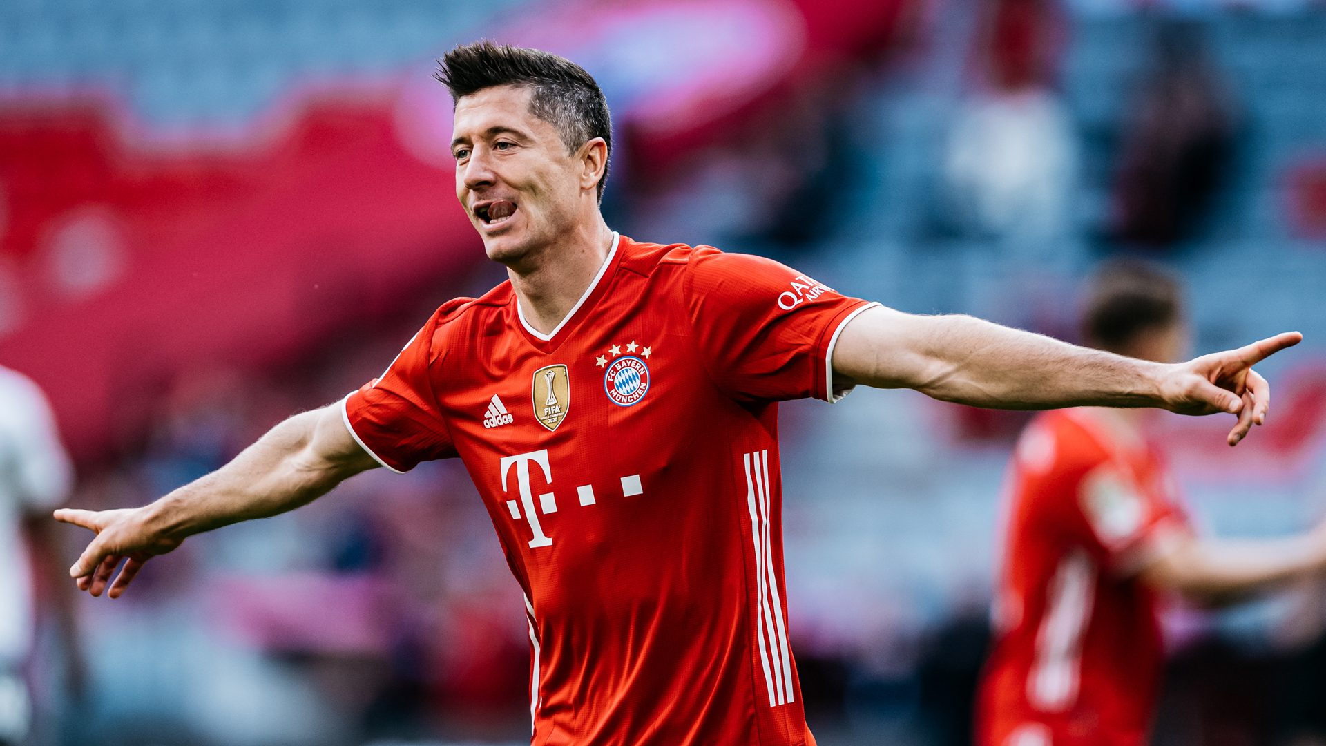 Bayern Munich defeated Borussia Dortmund  3-1  to win the German Super Cup