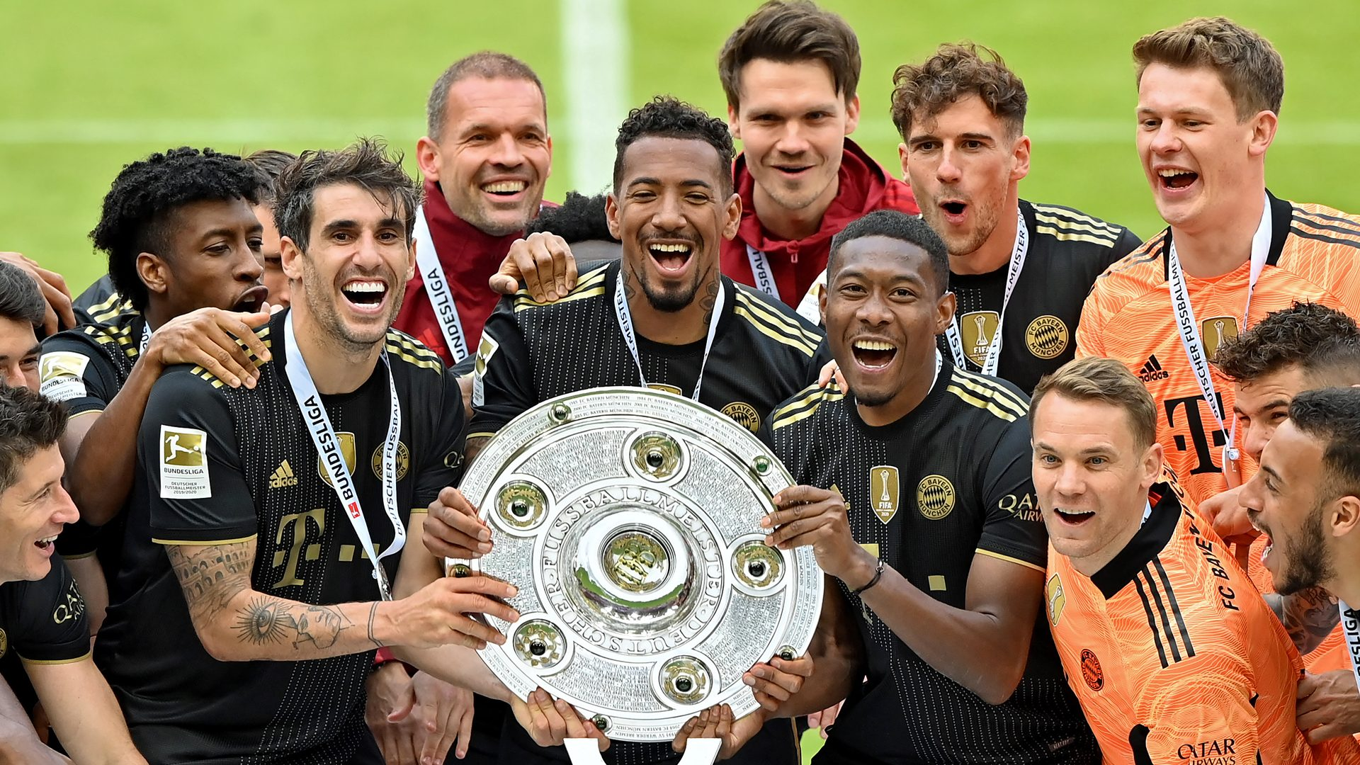 Bundesliga   Farewell David Alaba, Jerome Boateng and Javi ...