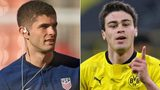 "Christian Pulisic: ""The sky's the limit for Gio Reyna"""