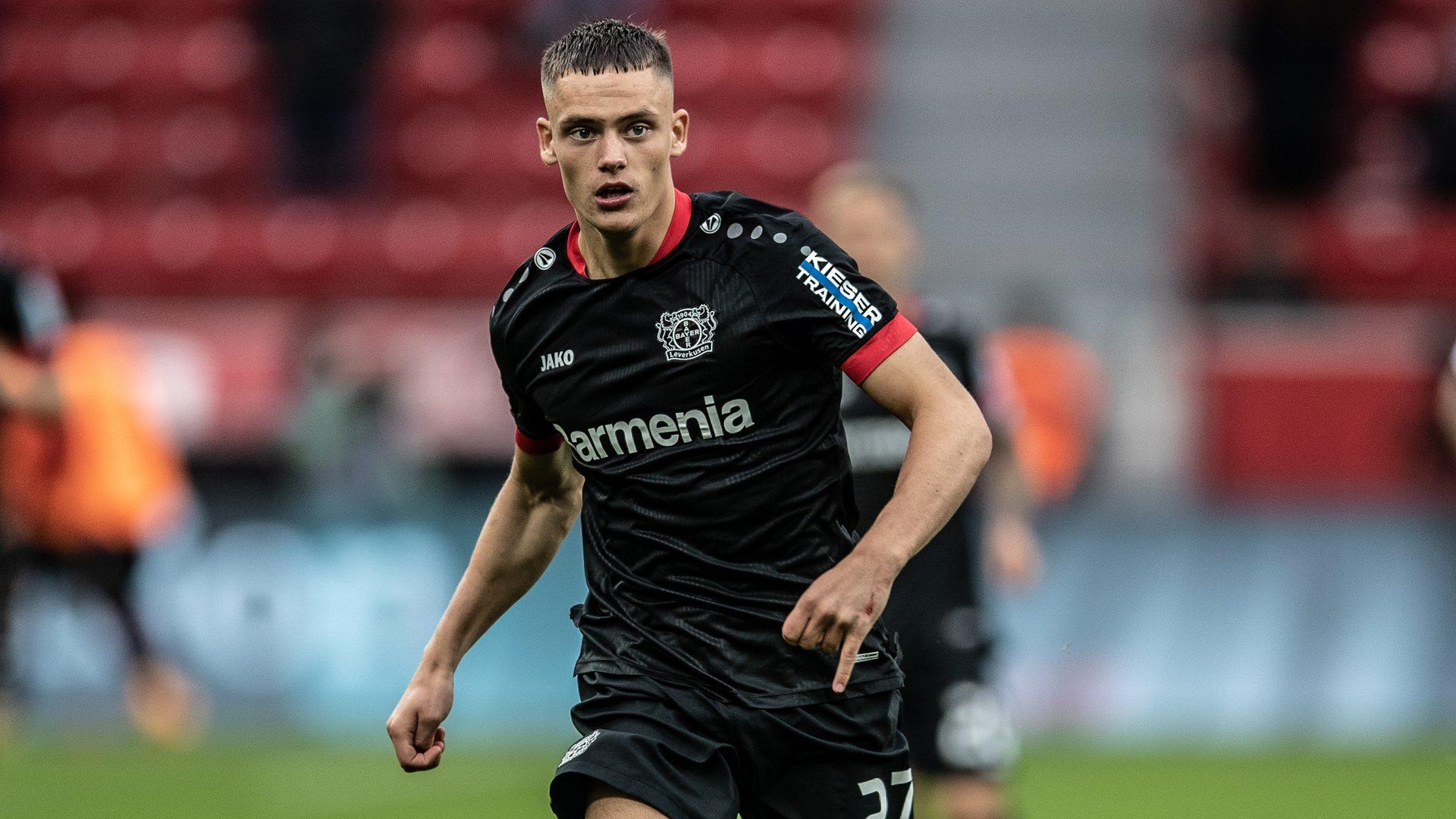 Florian Wirtz hat mit Bayer 04 viel vor