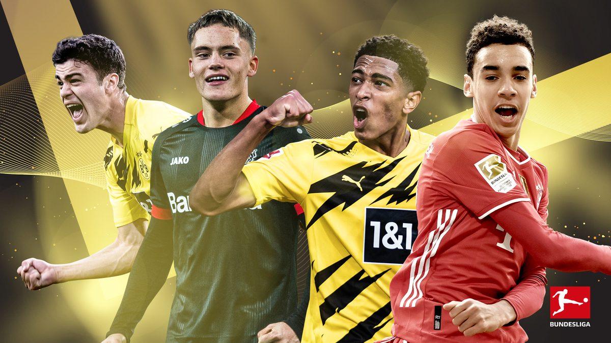 Golden Boy 2021: Viele Bundesliga-Spieler nominiert