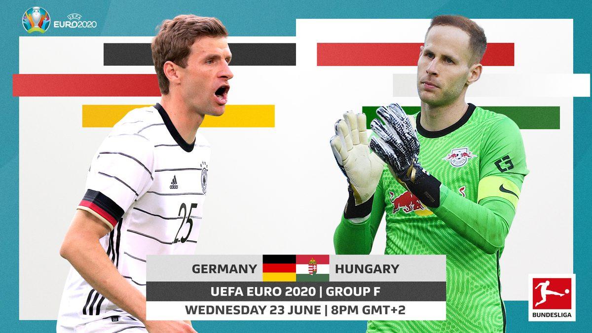 Germany vs Hungary Full Match & Highlights 23 June 2021