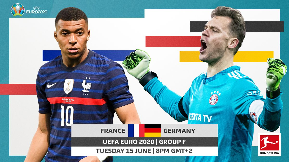 France vs Germany Full Match & Highlights 15 June 2021