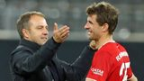 """""""There'll never be anyone like Thomas Müller"""" - Hansi Flick"""