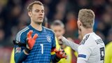 """""""Neuer the best goalkeeper in the world for years"""" - Werner"""