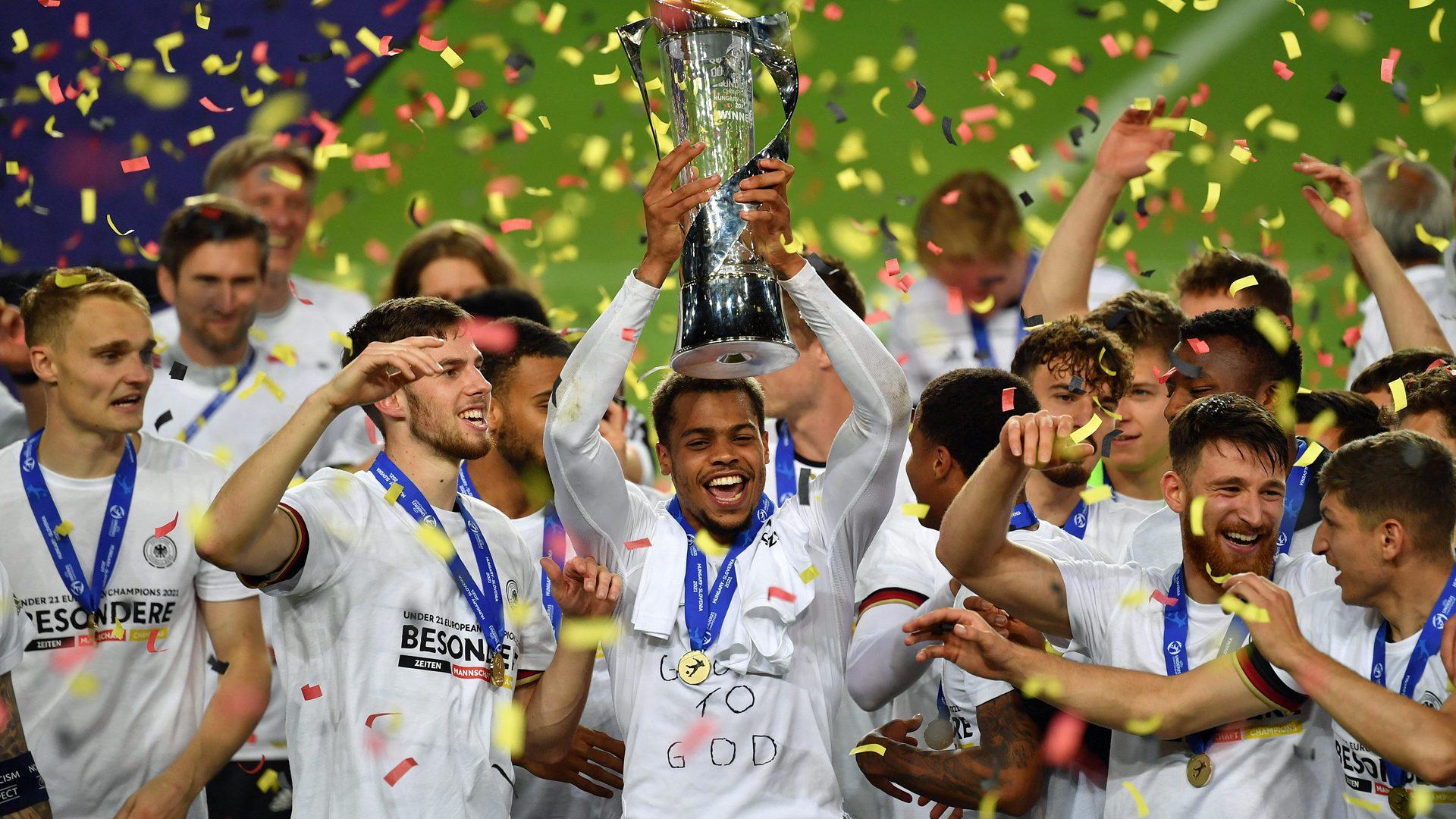 Germany beat Portugal to win UEFA U21 Euro