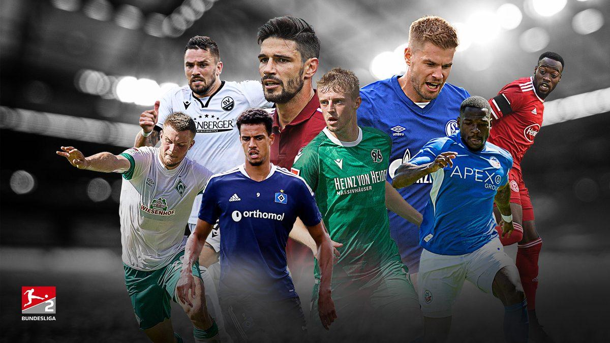 Die Top-Neuzugänge der 2. Bundesliga