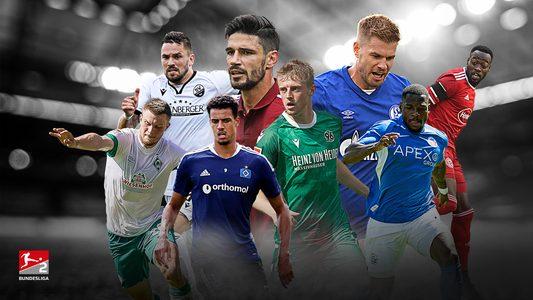 Simon Terodde, Fiete Arp and the Top 10 Bundesliga 2 summer signings