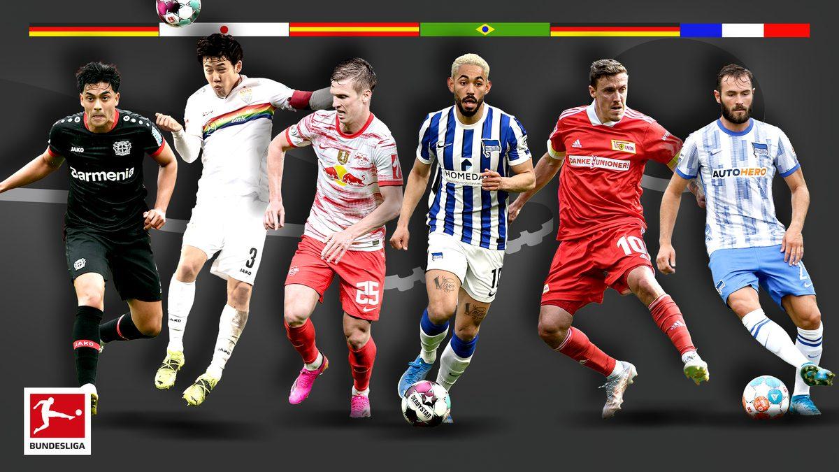 Olympia 2021: Diese Bundesliga-Stars sind dabei