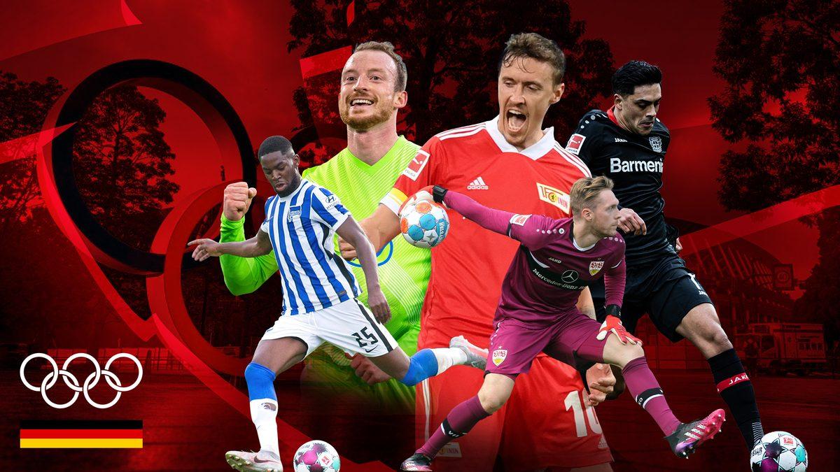 Bundesliga Max Kruse Nadiem Amiri And The 5 Germany Players To Watch At The 2020 Summer Olympics
