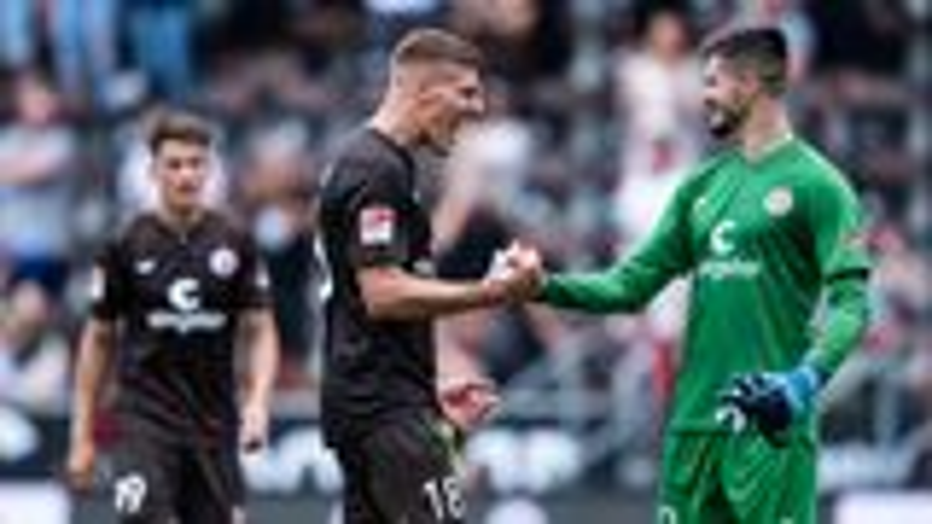 2. Bundesliga: Hamburger Top-Start