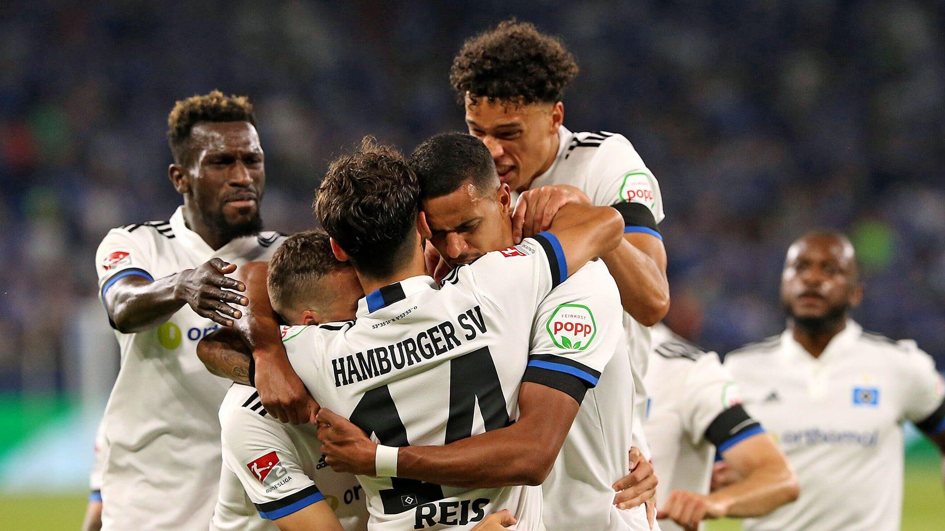 Bundesliga 2 round-up: Hamburg stun Schalke