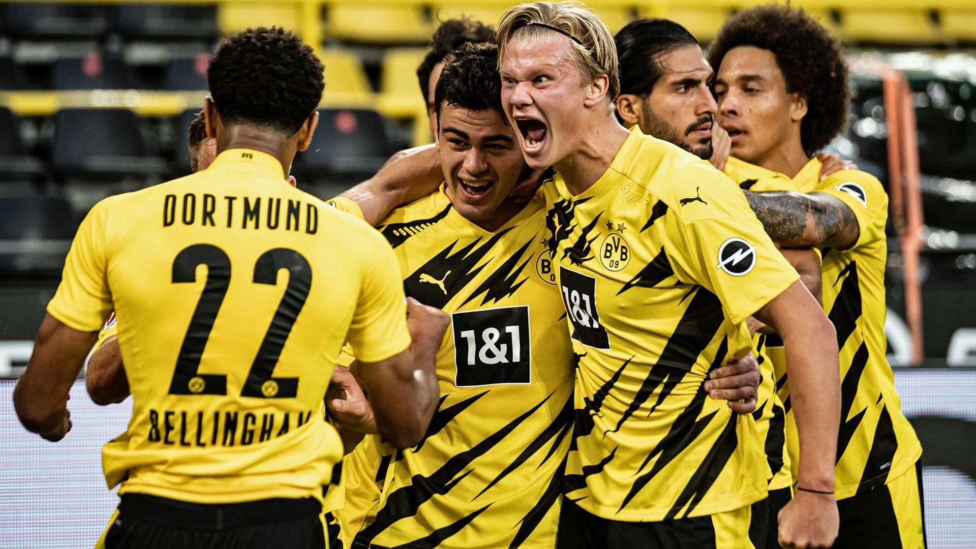 Bundesliga Erling Haaland Borussia Dortmund Can Be Even Better Without Jadon Sancho