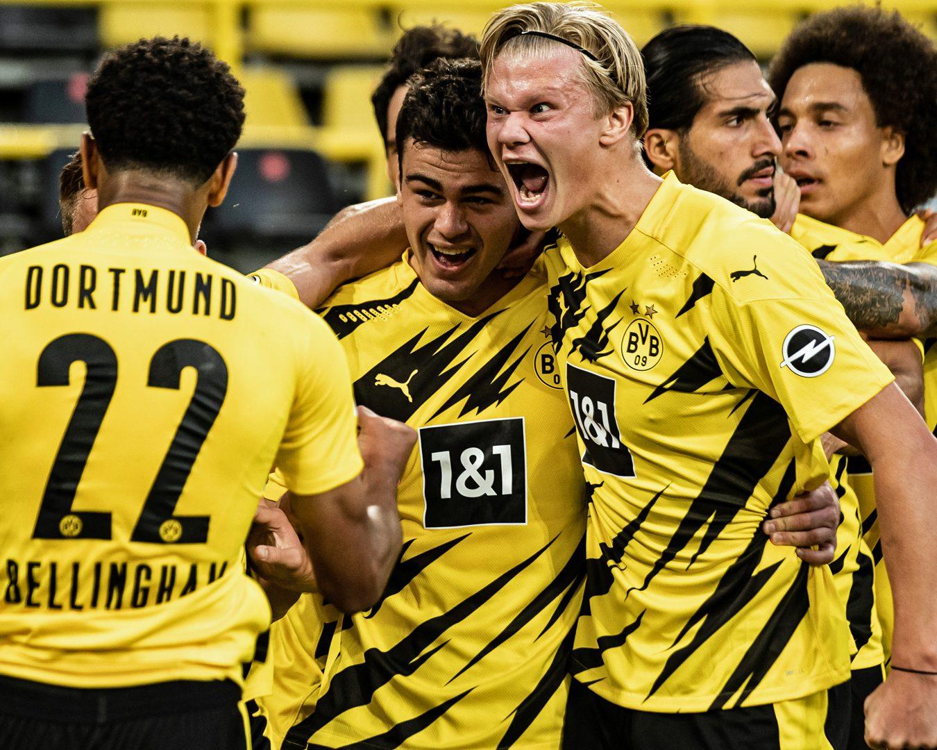 "Bundesliga   Erling Haaland: ""Borussia Dortmund can be even better without  Jadon Sancho"""