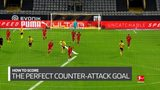 How to score the perfect goal